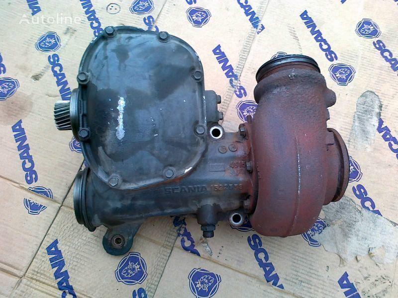 SCANIA TURBO COMPOUND Turbokompressor für SCANIA R 420 Euro 4 Sattelzugmaschine