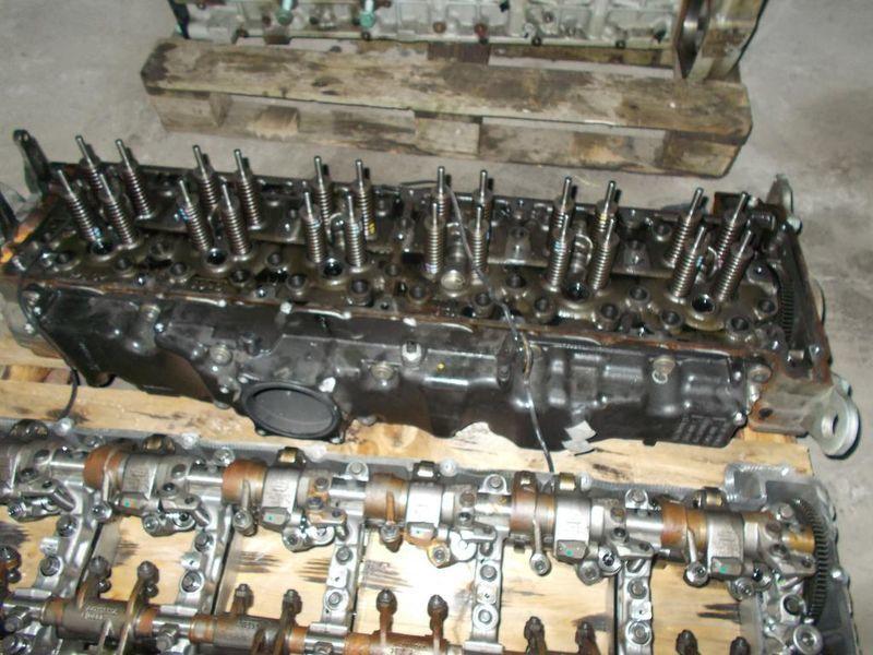 OM471LA.6-6 Zylinderkopf für MERCEDES-BENZ ACTROS MP4 Sattelzugmaschine