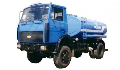 MAZ KT-506  Andere Kommunalfahrzeuge