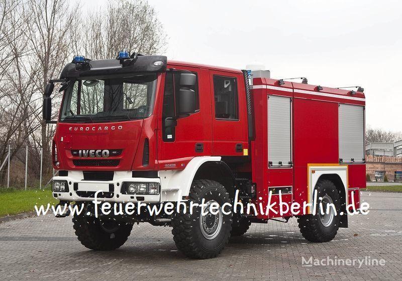 neues IVECO Eurocargo ML150E28 WS Fahrgestell.: 4x4 Neufahrzeug, Sofort Verf Feuerwehrauto