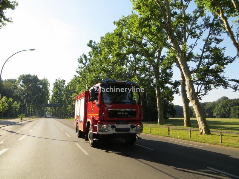 neues MAN 18.290 Feuerwehrauto
