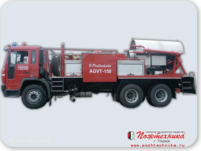 VOLVO AGVT-150 Avtomobil gazovogo tusheniya  Feuerwehrauto