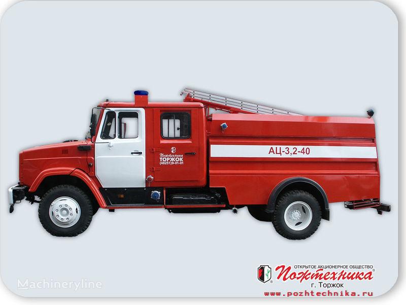 ZIL AC 3,2-40     Feuerwehrauto