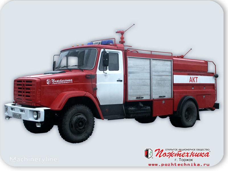 ZIL AKT-1,0/1000-40/40 Avtomobil kombinirovannogo tusheniya    Feuerwehrauto