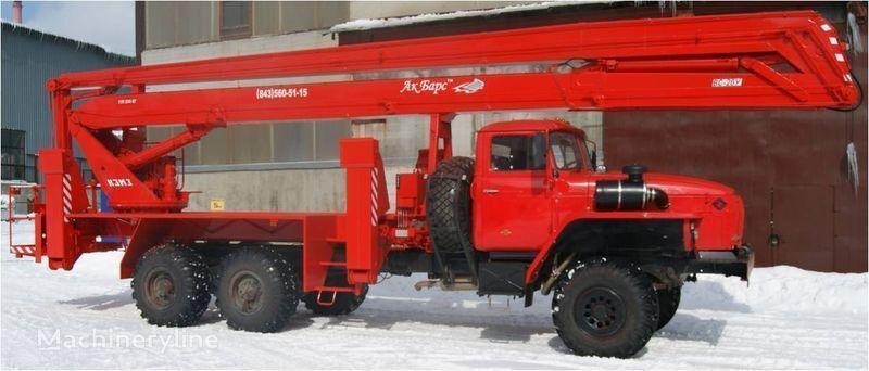 KAMAZ 43253, 43502 Feuerwehrleiter