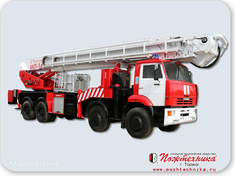 KAMAZ AKP-54 Feuerwehrleiter