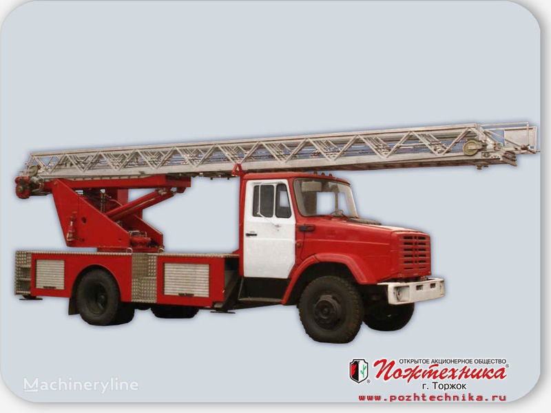 ZIL AL-31 Feuerwehrleiter