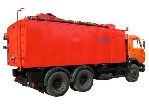KAMAZ KO-564  Kanalspülfahrzeug