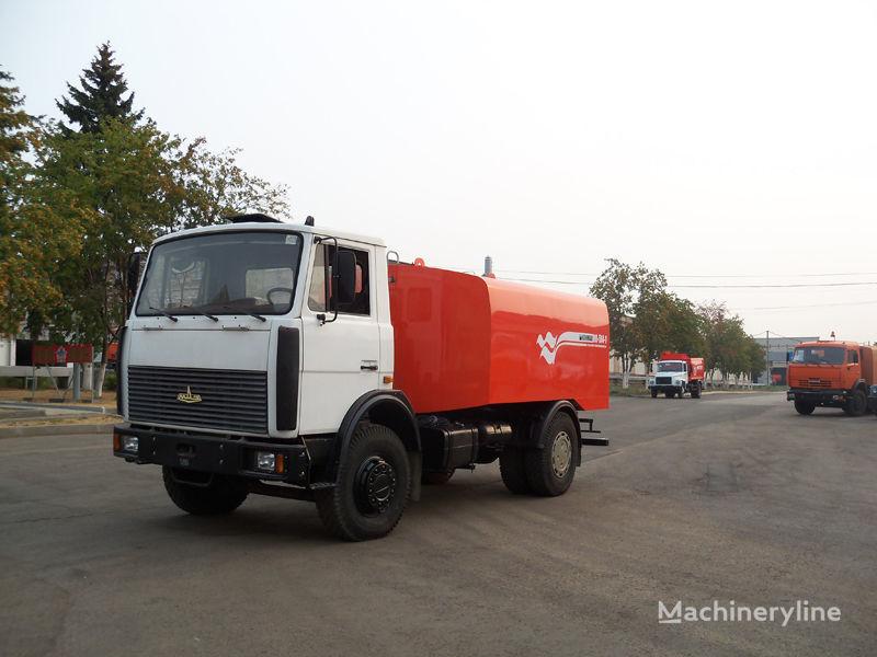 MAZ KO-514-1 Kanalspülfahrzeug