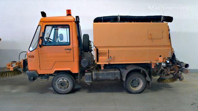 MULTICAR 26 TRILETY MUK (+ SAUGE 5m  Kehrmaschine