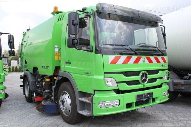 neue VARZ-MV-1318-06 Kehrmaschine