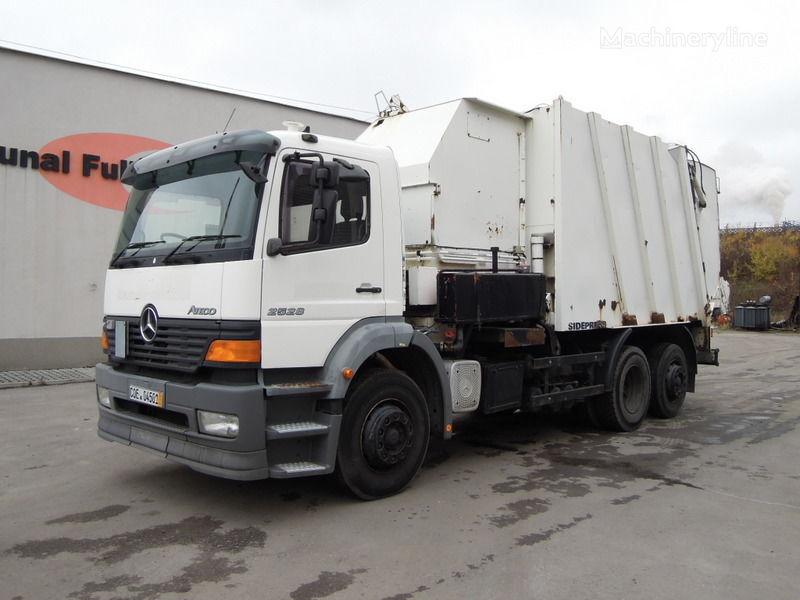 MERCEDES-BENZ Atego 2528 FOR PARTS Müllwagen