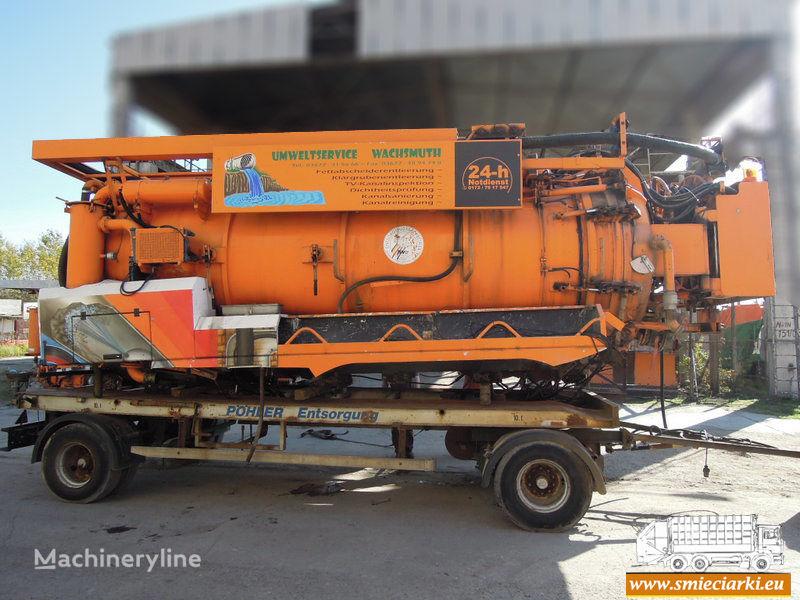 D/MRW/0173-18 Saugwagen