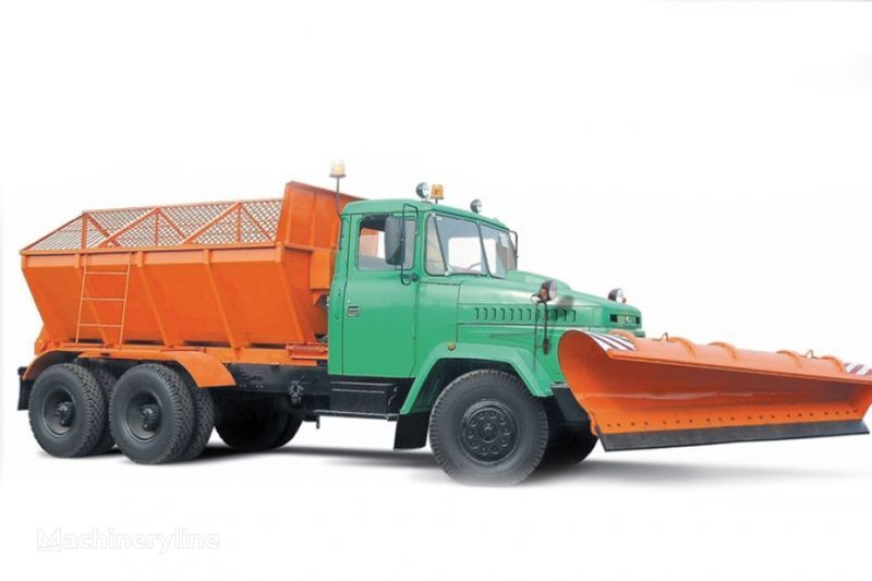 KRAZ 65053-MDKZ-30 Schneefräse