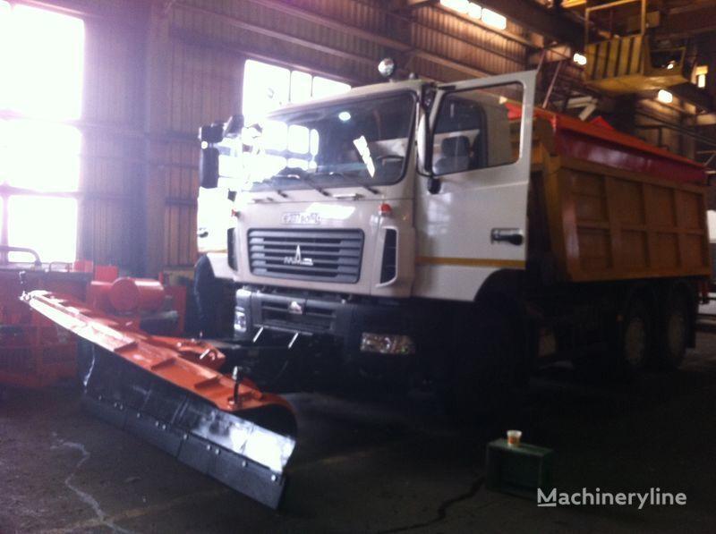 neuer KAMAZ MKDS 3 Streuwagen