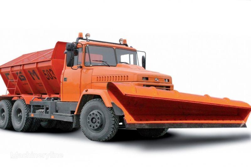 KRAZ 65055 MDKZ-30 Streuwagen