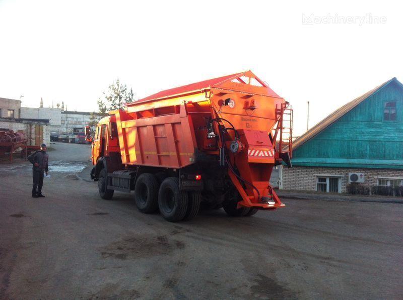neuer ZIL MKDS 3 Streuwagen