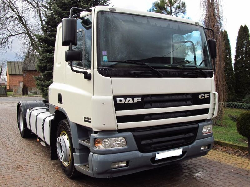 DAF CF 75.360 4x2 CHASSIS 4.0m PERFECT CONDITION Fahrgestell LKW