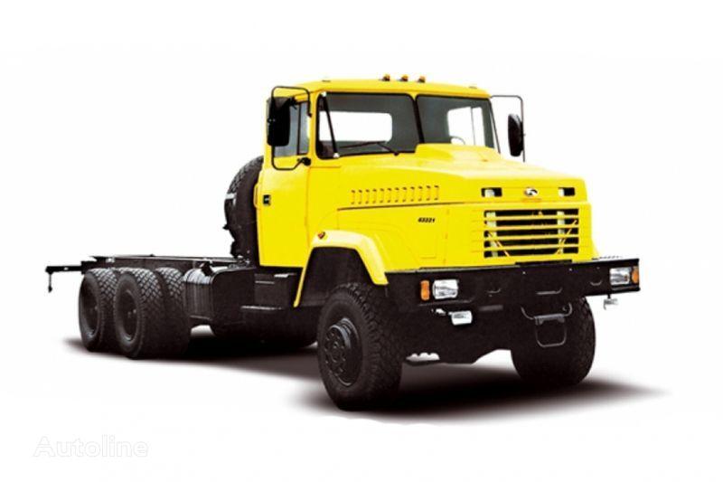 KRAZ 63221 tip 2 Fahrgestell LKW