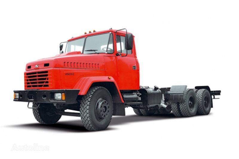 KRAZ 65053 Fahrgestell LKW