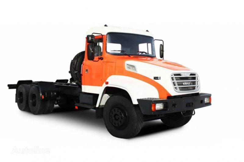KRAZ N22.1 Fahrgestell LKW