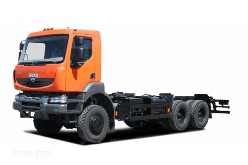 KRAZ N22.2RX Fahrgestell LKW