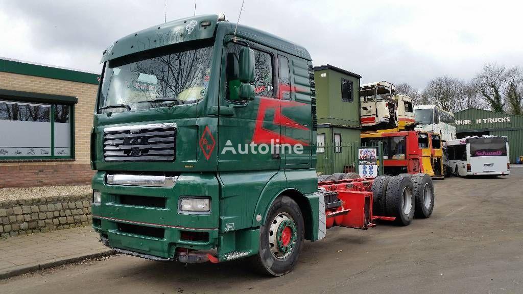 MAN TGA 28.480 Fahrgestell LKW