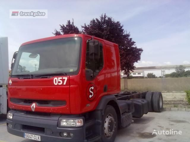 RENAULT PREMIUM 420 Fahrgestell LKW