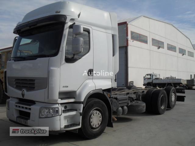 RENAULT PREMIUM 440 Fahrgestell LKW
