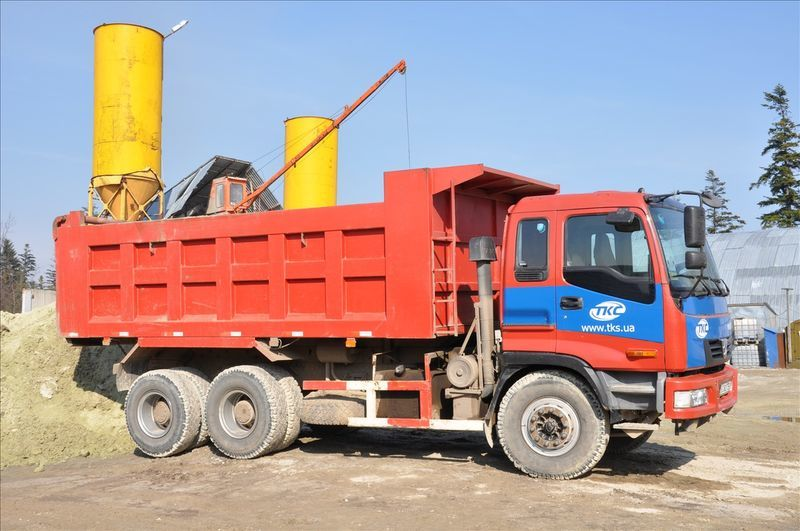 FOTON AS3251/2 «KOBALT» Kipper LKW