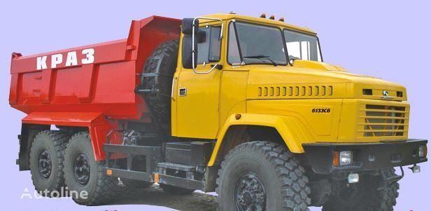 neuer KRAZ 6133C6  Kipper LKW