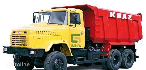 KRAZ 65032-068 Kipper LKW