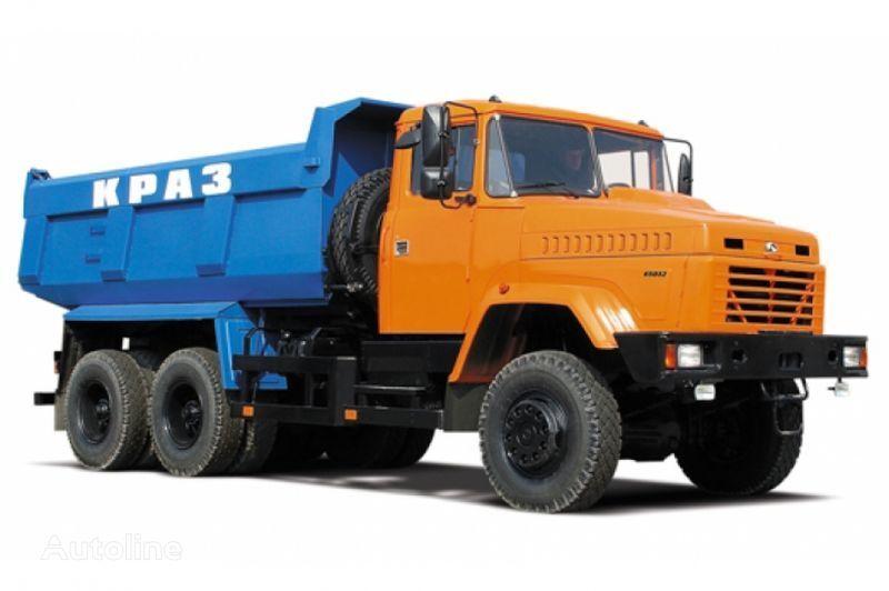 KRAZ 65032 tip 2  Kipper LKW
