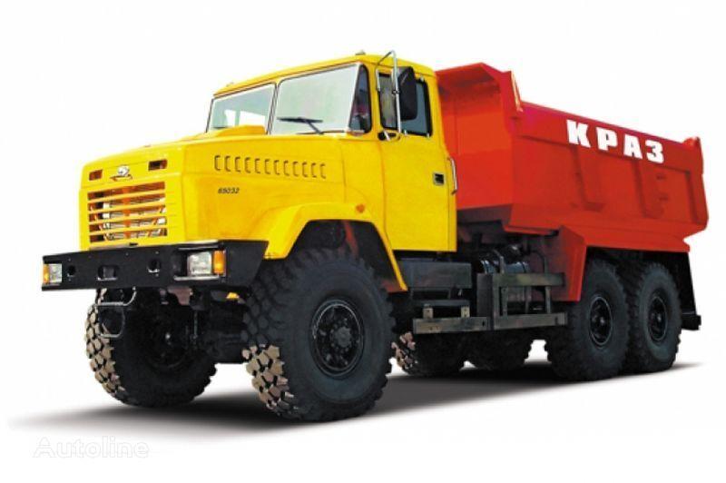 KRAZ 65032 tip 4  Kipper LKW