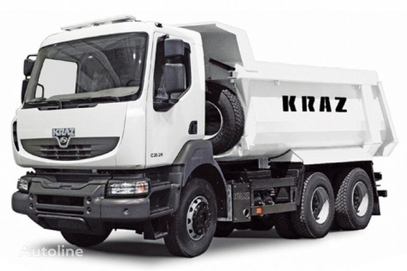 KRAZ S20.2R  Kipper LKW