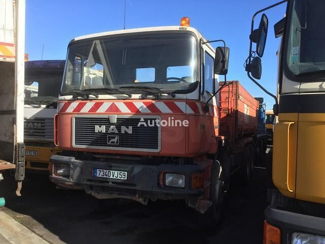 MAN F2000 33.322 Kipper LKW