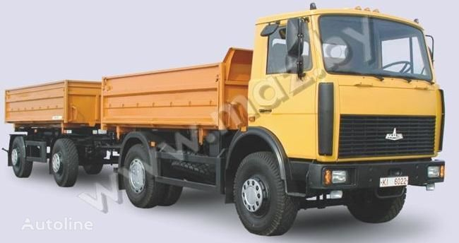neuer MAZ 5551 Kipper LKW