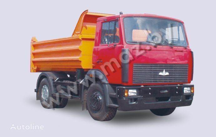 MAZ 5551 (A5, 45) Kipper LKW