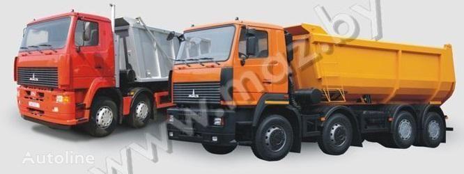 neuer MAZ 6516A8 Kipper LKW