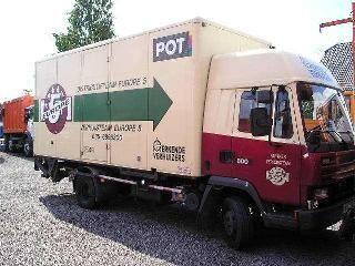 DAF 800 Koffer LKW