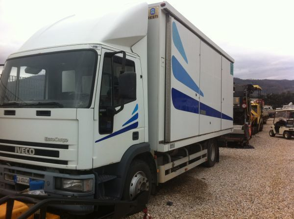 IVECO 120 E 23 Koffer LKW