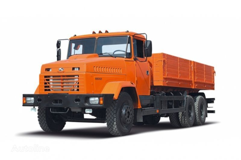 KRAZ 65053 Pritsche LKW