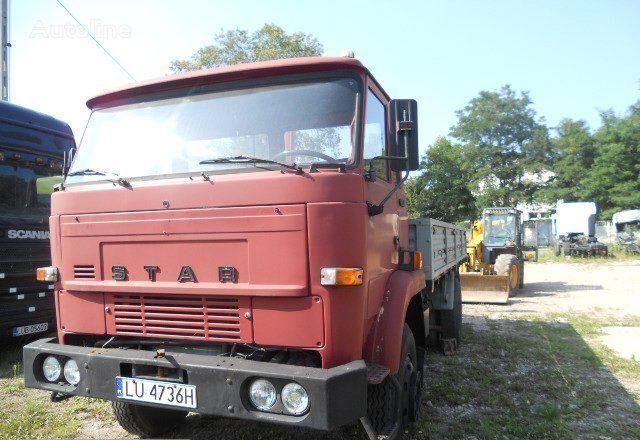 STAR 1142 truck lorry pritsche Pritsche LKW