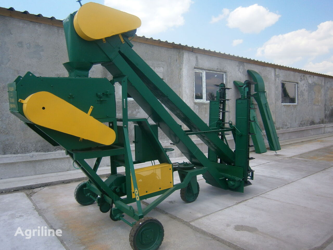ZM-60 u Getreidestreuer