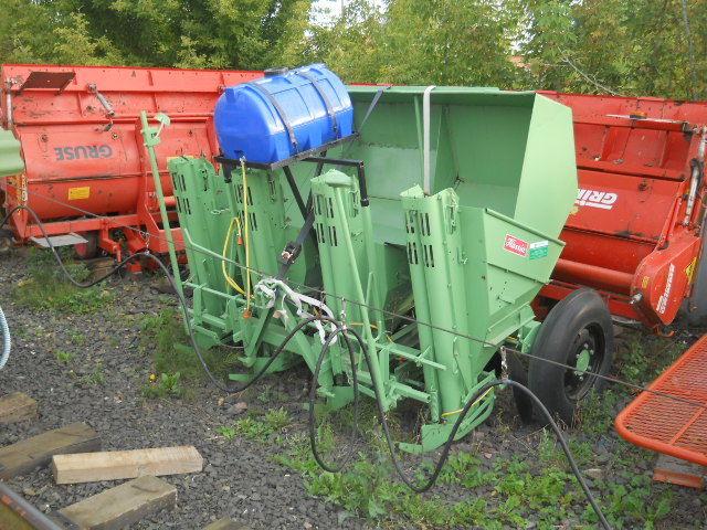 HASSIA Kartoffellegemaschine