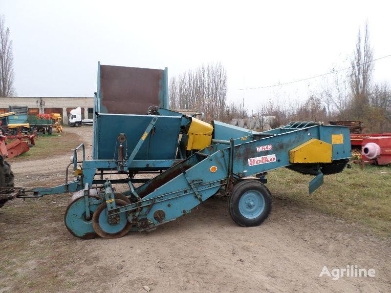 BOLKO Z-643  Kartoffelroder