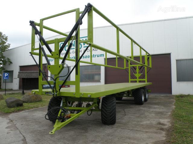 neuer CONOW BTW V 9 Ballen-Transportwagen Landwirtschaftliche Anhänger