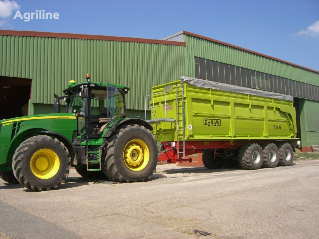 neuer CONOW TDK 32 Landwirtschaftliche Anhänger