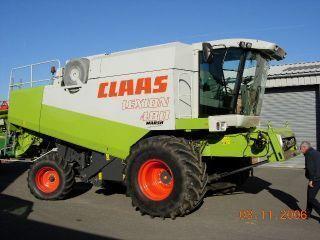 CLAAS 480 LEXION Mähdrescher