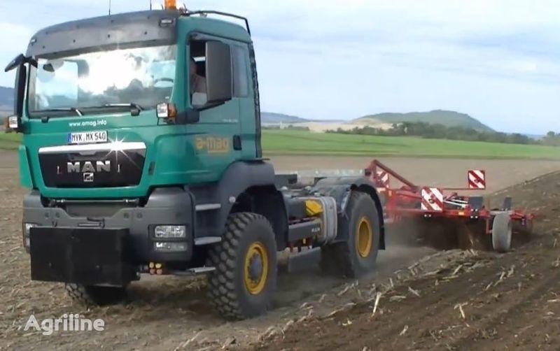 FENDT man-trac.ru Radtraktor
